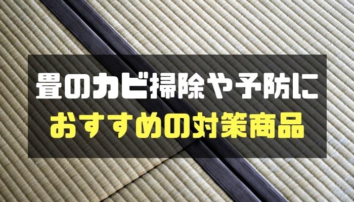 畳のカビ掃除や予防におすすめの対策商品-min