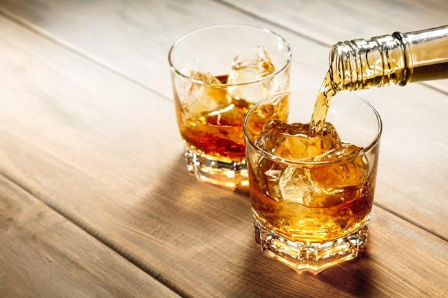 シングルモルト&グレーンウイスキー