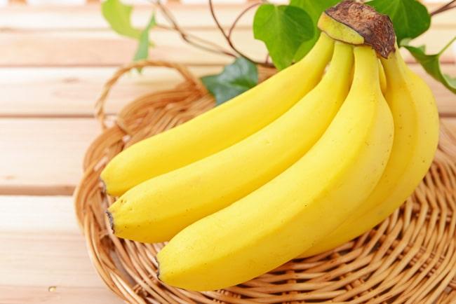 バナナのカリウムが重要