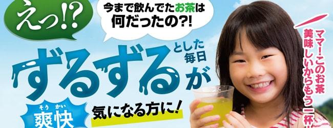 静岡県産 白井田七。茶